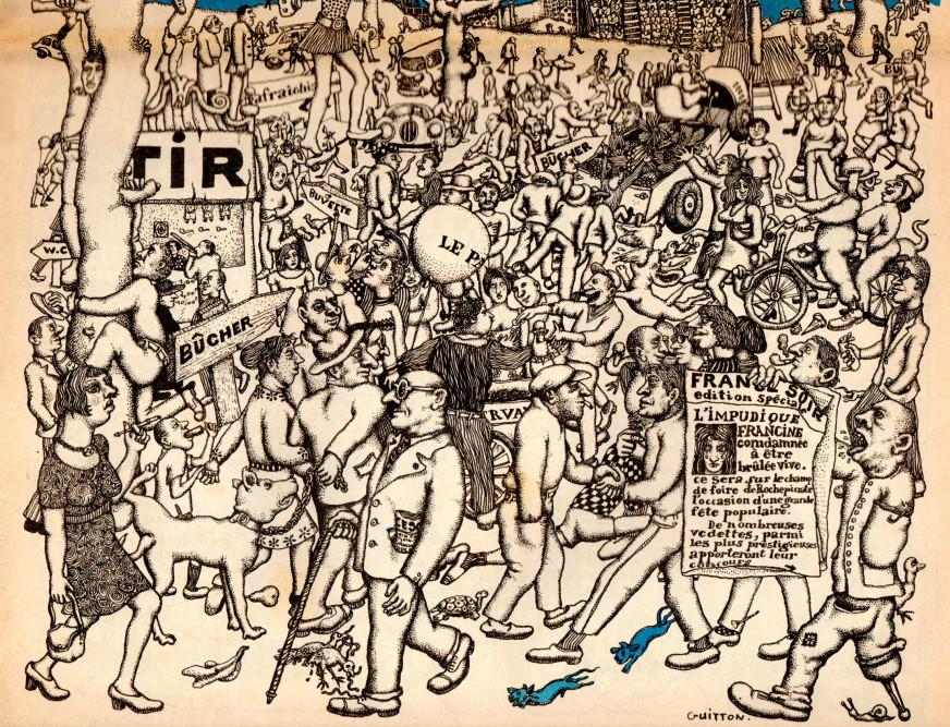 Zinc n° 3 (1971).