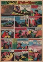 « La Charge sur la rivière rouge » Hurrah ! n° 187 (18/05/1957).