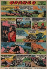 « Odongo » Hurrah ! n° 213 (16/11/1957).