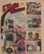 « L'Émir aux oiseaux » Vaillant n° 1236 (09/02/1967).