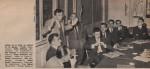 Une fête chez Fleurus en 1962 : Jean Lebert est le dernier à droite.