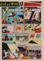 « La Tante d'Amérique » J2 jeunes n° 42 (17/10/1963).