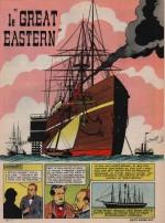 « Le Great Eastern » J2 jeunes n° 31 (04/08/1966).