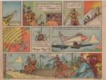 « L'Étrange Aventure » Cœurs vaillants n° 1 (06/01/1957).