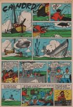 « Ça mord ! » Cœurs vaillants n° 33 (17/08/1958).