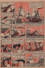 « Et Jean Bart salua l'amiral » Coeurs vaillants n° 24 (14/06/1959).