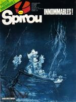 « Shukumeï » : couverture du n° 2119 (23 octobre 1980) et planche 1.
