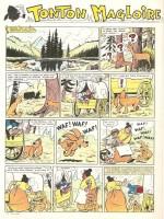 « Tonton Magloire » Cœurs vaillants n° 17 (1964).