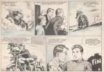 Planche originale d'un récit complet de trois pages - « Ce n'est pas cela ! » - Vaillant n° 857 (15/10/1961)..