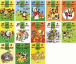 Les 13 volumes de l'intégrale« Moky et Poupy » aux éditions Plotch Splaf;