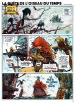 L'aventure débute dans Charlie mensuel n° 1, en avril 1982.