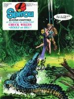 Des héros comme on n'en fait plus... (couverture du n° 2182 et première planche pour « Matricule triple zéro » en février 1980).