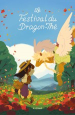 festival du dragon thé couverture