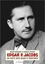 Edgar P. Jacobs un pacte avec Blake et Mortimer