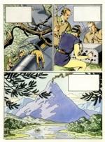 Une page originale du « Rayon U ».