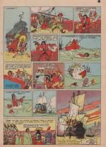 «Un beau coup de filet » Fripounet et Marisette n°48 (01/12/1957).