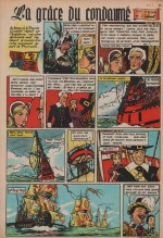 «La Grâce du condamné» Âmes vaillantes n°1 (05/01/1961).