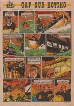 «Cap sur Katiko» Francs-Jeux n°350 (15/12/1960).