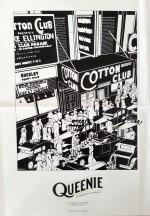 Le mythique Cotton Club (page 85 et visuel pour une affiche - Ed. Anne Carrière, 2021).