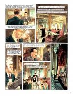 Pour une Belgique forte (extrait du tome 1 : « Le Retour » : planche 29 - Le Lombard 2011-2021).