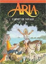 Aria T40 - Carnet de voyage couv
