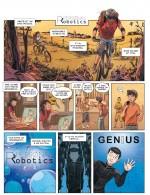 « Genius » page 3.