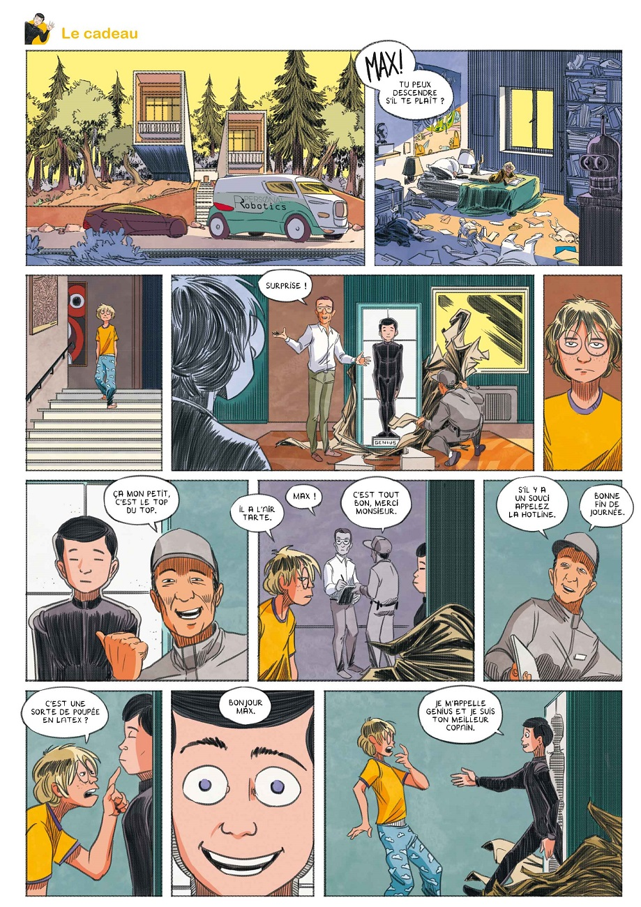 Genius page 6