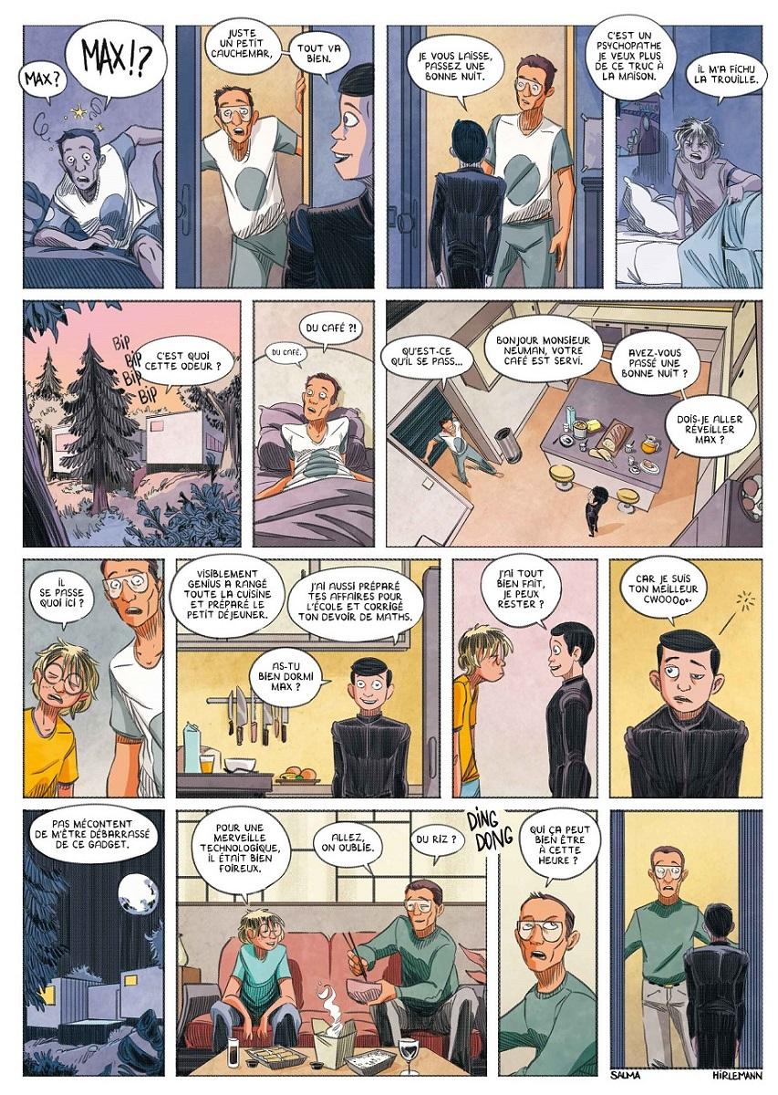 « Genius » page 9.