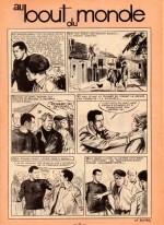 « Au bout du monde » Fillette n° 24 (04/1964).