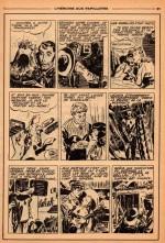 « L'Héroïne des papillotes » L'Épatant journal des Pieds nickelés n° 34 (04/1951).