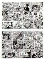 « Puissance noire » Aventuriers d'aujourd'hui n° 60 (08/03/1950).