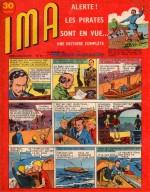« On demande des hommes-grenouilles » Ima n° 132 (08/1957).