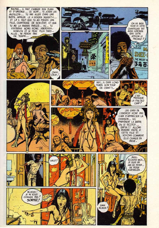 « Scarlett Dream : L'Inconnue de Hong-kong » éditions Dargaud (1979).