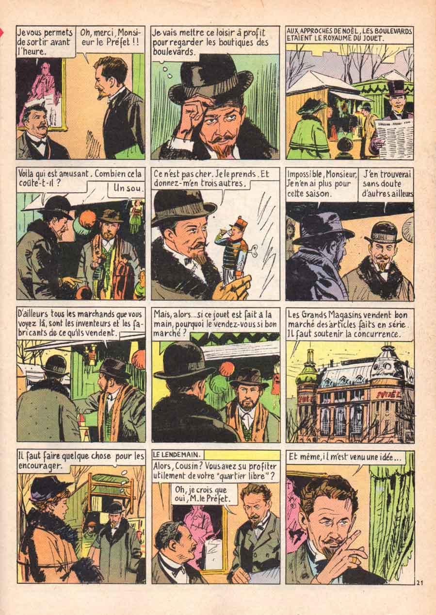 « Au Paradis des inventeurs » Francs-Jeux n° 449 (01/05/1965).