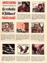 « Le Rebelle d'Altdorf » Terre des jeunes n° 379 (10/1971).