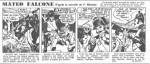« Mateo Falcone » d'après Prosper Mérimée Tintin : supplément français Tintin actualité (1952).