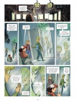La Brigade des cauchemars T5 page 10