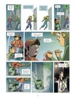 La Brigade des cauchemars T5 page 11