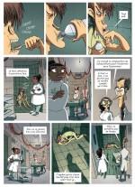 La Brigade des cauchemars T5  page 8