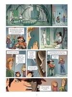 « La Brigade des cauchemars T5 » page 9.