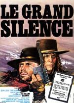 Blanc comme la mort... (Affiche d'Yves Thos pour « Le Grand silence » en 1969).