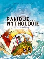 Panique dans la mythologie couverture