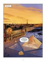 « Panique dans la mythologie » page 3.