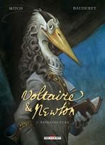 Voltaire et Newton couverture