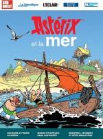 Astérix et la mer (éd. Sud-Ouest 2021).