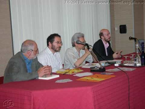 TABLE RONDE A VARESE