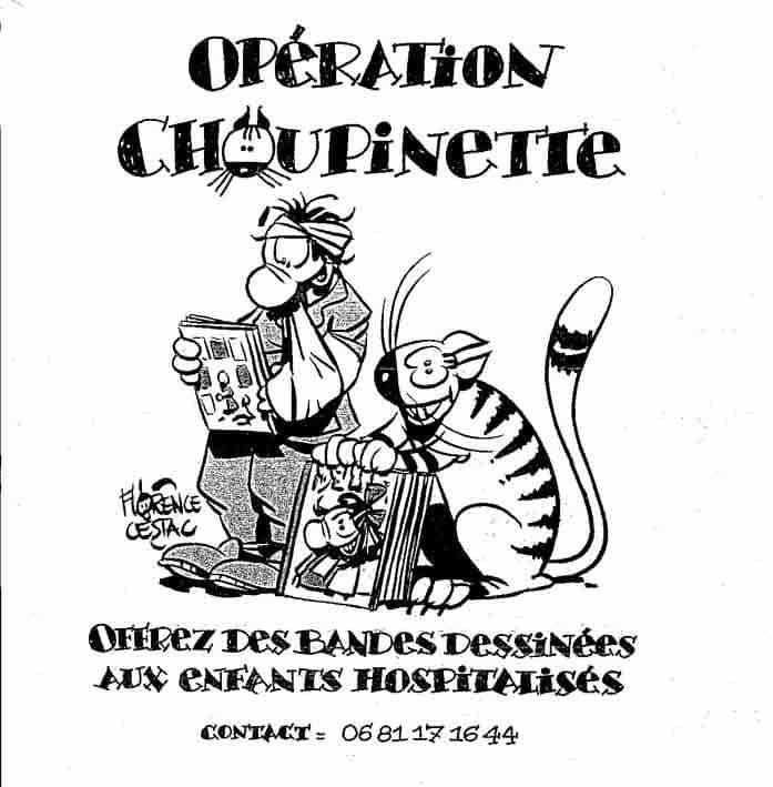 OPERATION CHOUPINETTE