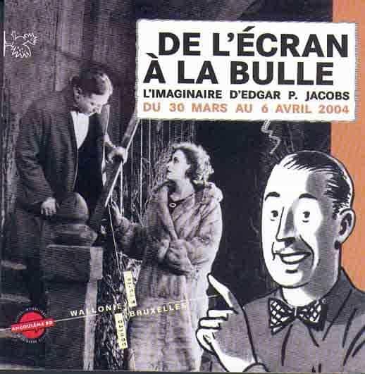 DE L'ECRAN A LA BULLE