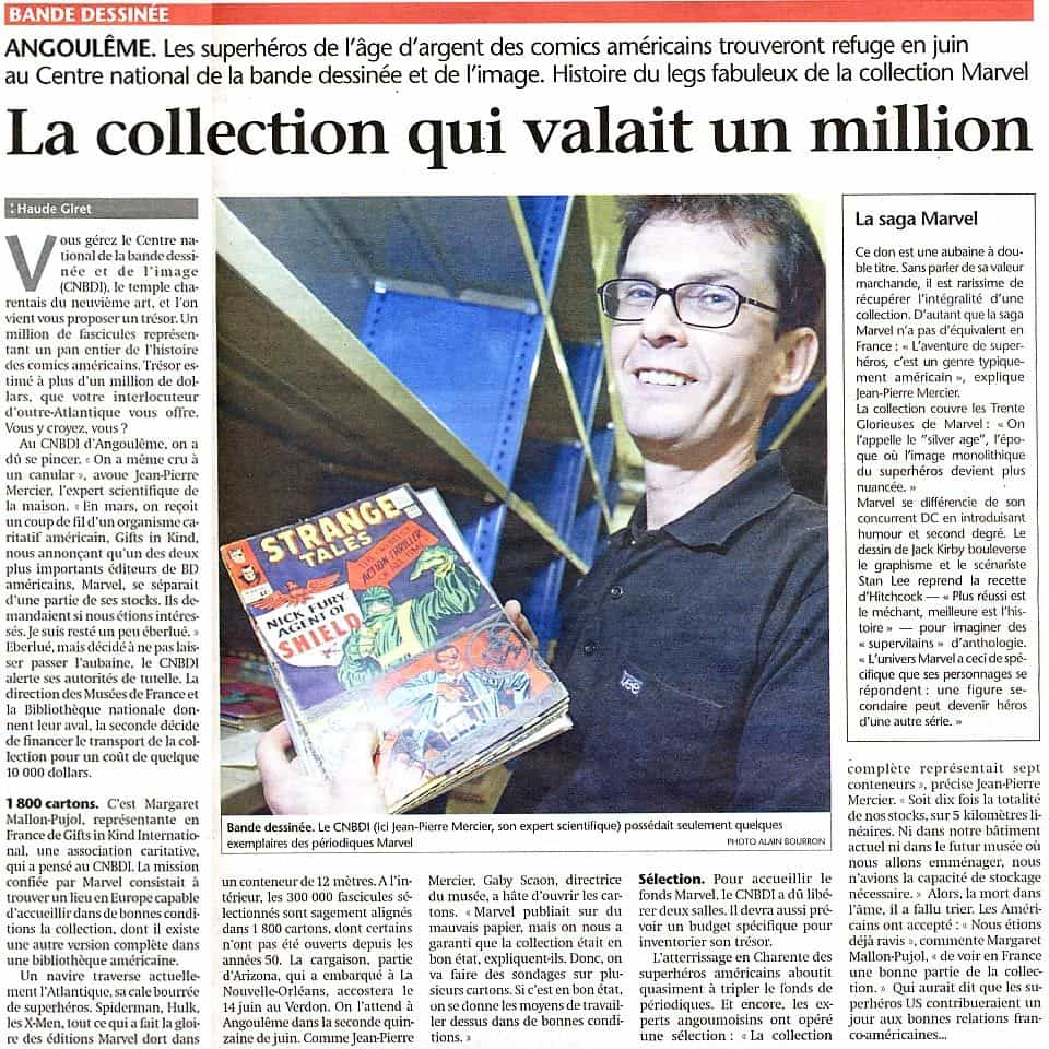 UNE COLLECTION D'UN MILLIARD!