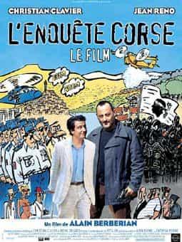L'ENQUETE CORSE, LE FILM!